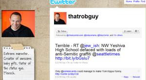 @thatrobguy's Twitter Page